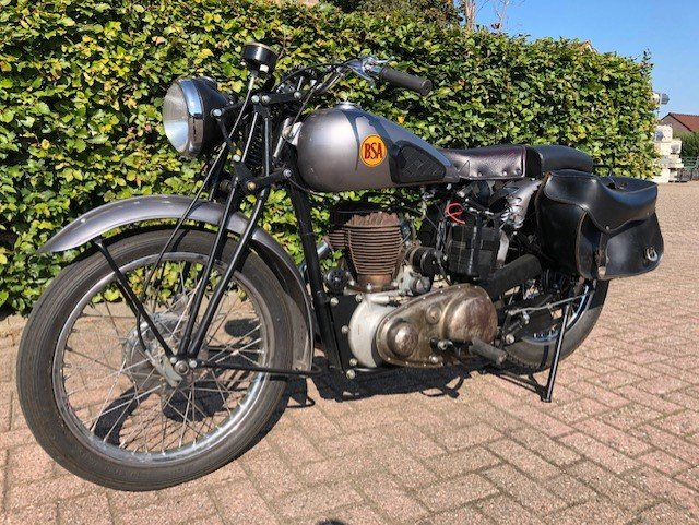 BSA KM20 1939 For Sale (picture 2 of 6)
