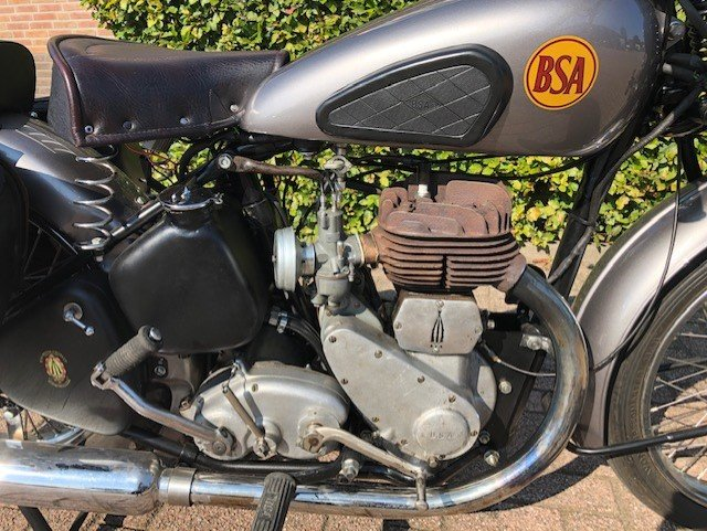 BSA KM20 1939 For Sale (picture 3 of 6)