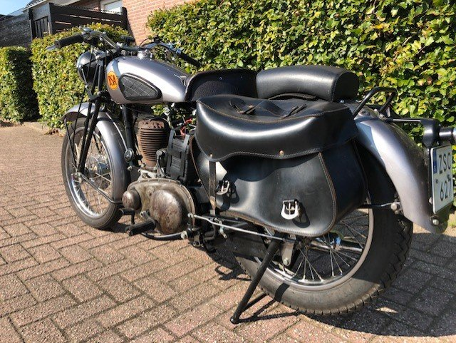 BSA KM20 1939 For Sale (picture 4 of 6)