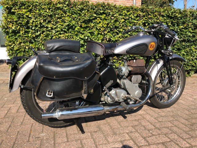BSA KM20 1939 For Sale (picture 5 of 6)