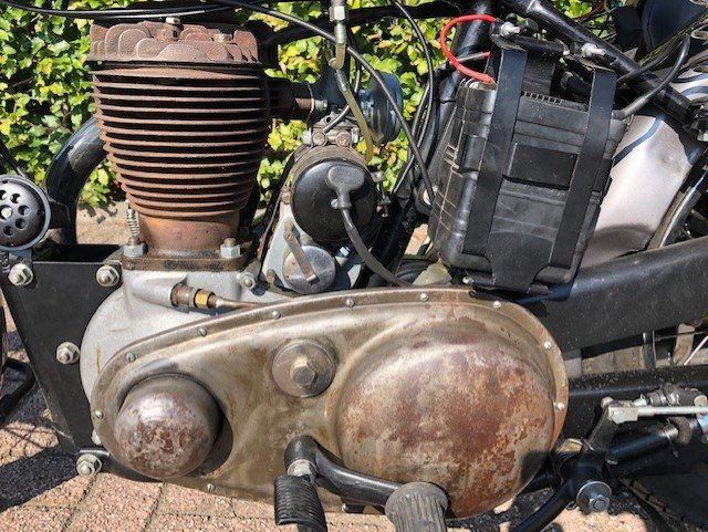 BSA KM20 1939 For Sale (picture 6 of 6)