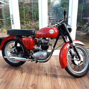 Picture of 1961 BSA B40 350 Single