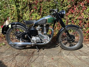 Picture of 1951  BSA B31