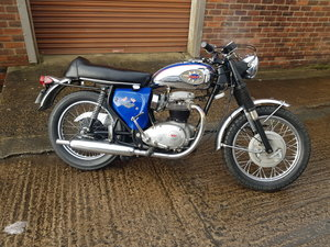 Picture of 1967 BSA A65 Lightning