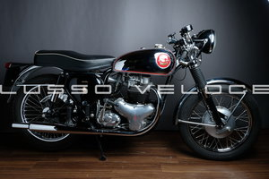 1963 BSA Rocket Goldstar 650, Perfect Example