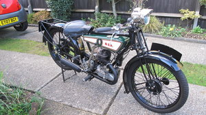 B.S.A Motorbike