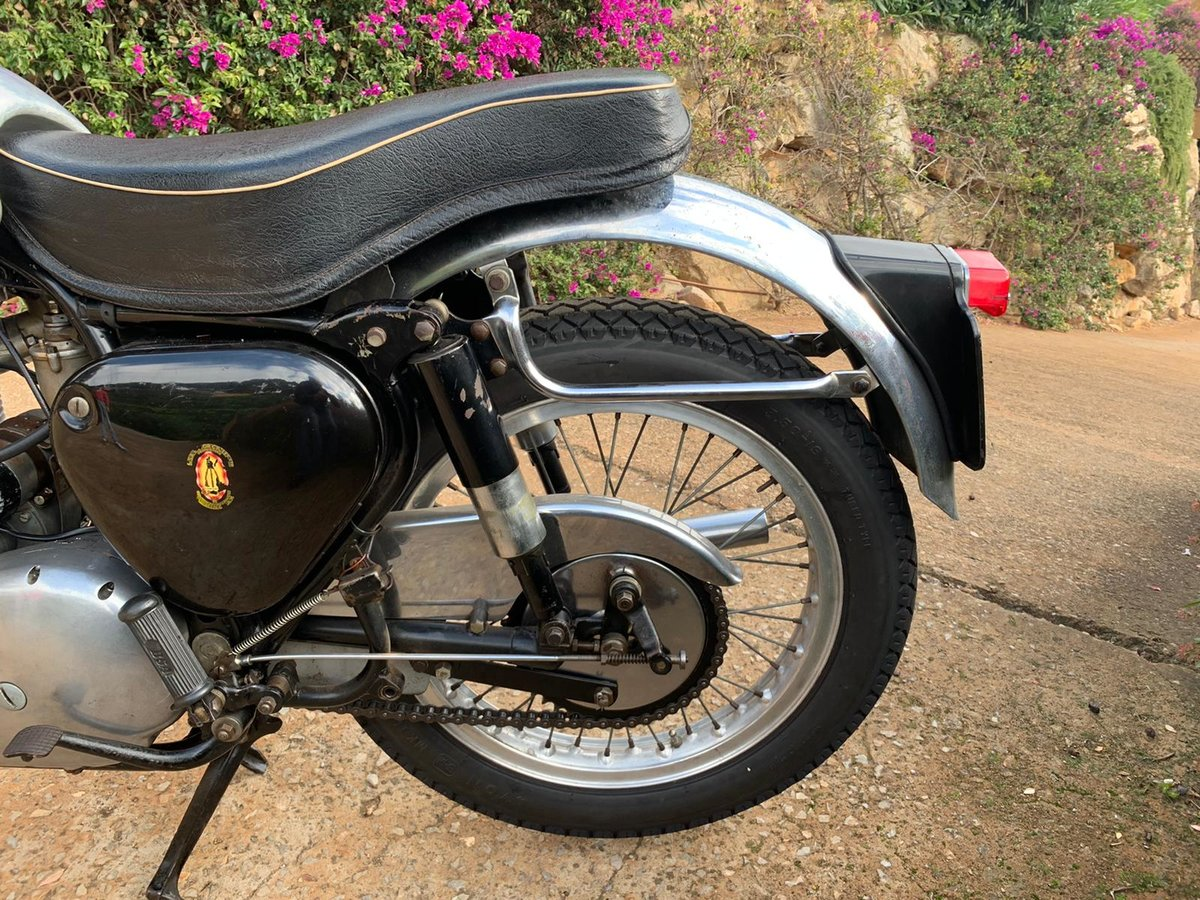 1961 BSA DBD 34 Gold Star 500cc Clubman For Sale (picture 2 of 6)