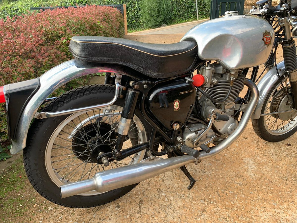 1961 BSA DBD 34 Gold Star 500cc Clubman For Sale (picture 4 of 6)