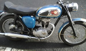 Bsa c15 sportsman