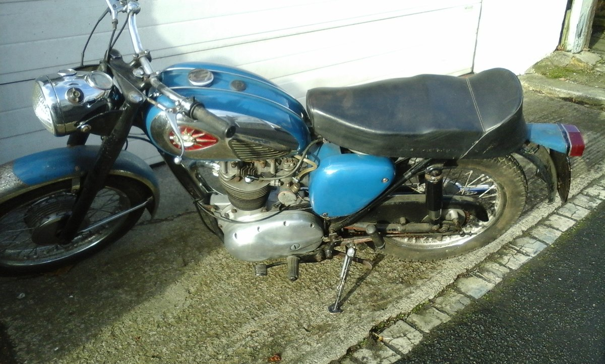 1969 Bsa c15 sportsman For Sale (picture 5 of 6)