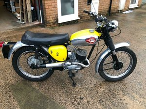 1967 BSA BANTAM D13 175cc IDEAL PROJECT/RESTORATION