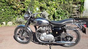 BSA 650 super rocket / RGS
