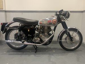 1959 BSA Gold Star DBD34 Clubmans