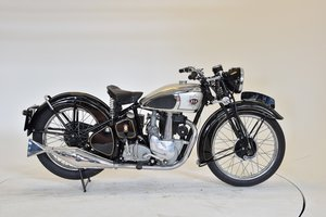 Picture of 1939  BSA B24 Silver Star