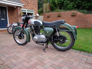 Picture of 1959 BSA B31