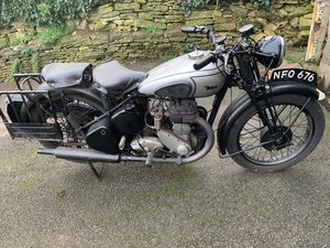Picture of 1947 BSA M20