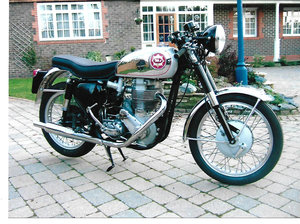 1959 BSA DBD34 Goldstar