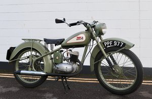Picture of 1951  BSA Bantam D1 Plunger 125cc - Excellent