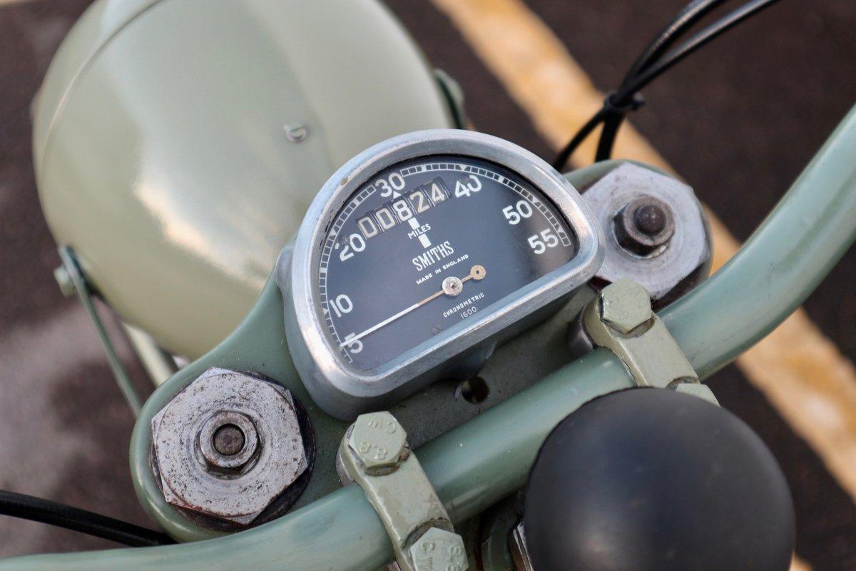 1951 BSA Bantam D1 Plunger 125cc - Excellent For Sale (picture 11 of 11)