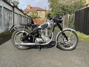 51 BSA 349cc Gold Star
