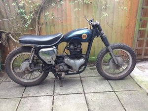 Picture of 1960 BSA 646cc A10 Project For Sale by Auction