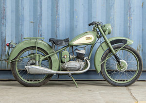 Picture of 1952 BSA Bantam 123cc D1 For Sale by Auction