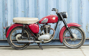 Picture of 1961 BSA 247cc C15 For Sale by Auction