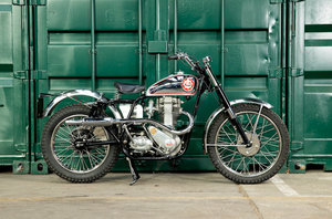 Picture of 1956 BSA 499cc Clipper For Sale by Auction