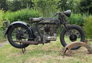 Picture of 1927 BSA 4.93hp deLuxe For Sale by Auction