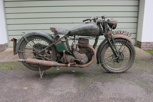 Picture of 1944 BSA 496cc Ex-WD M20 For Sale by Auction