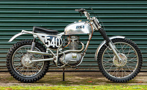 Picture of 1965 BSA 441cc B44 Victor Scrambler For Sale by Auction