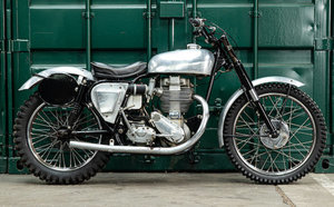 Picture of 1956 BSA 350cc B32B34 Gold Star Scrambler