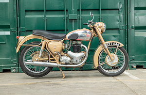 Picture of 1954 BSA 646cc Golden Flash For Sale by Auction