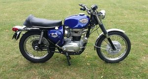 Picture of 1969 BSA 654cc Firebird Scrambler For Sale by Auction