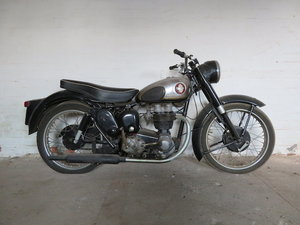 Picture of 1957 BSA 249cc C12 For Sale by Auction