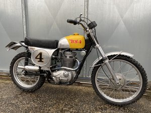 Picture of 1968 BSA B44 VICTOR ACE TRAIL BIKE! ROAD REGD V5 OFFERS PX B40 C1