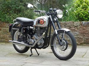 1960 BSA DBD34 Gold Star