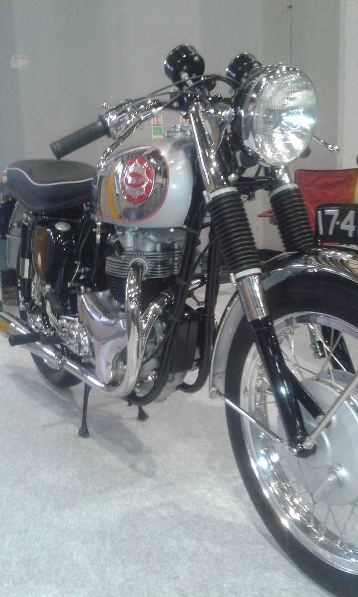 1963 BSA Rocket Goldstar,  Genuine-Numbers Matching SOLD (picture 1 of 11)
