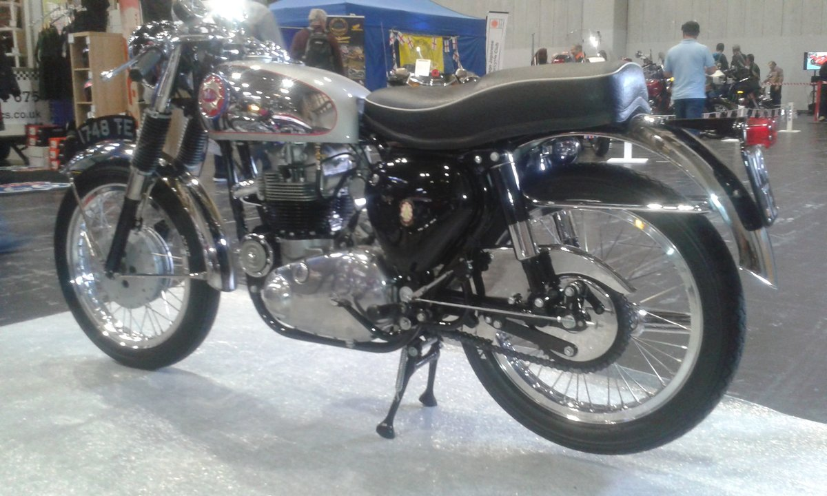 1963 BSA Rocket Goldstar,  Genuine-Numbers Matching SOLD (picture 2 of 11)