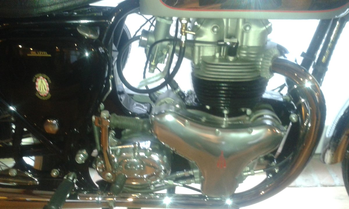 1963 BSA Rocket Goldstar,  Genuine-Numbers Matching SOLD (picture 8 of 11)