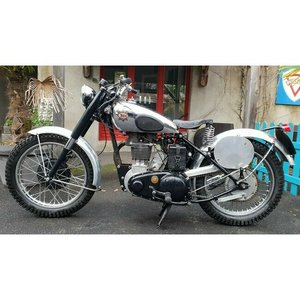 BSA zb 34 A Alloy competition