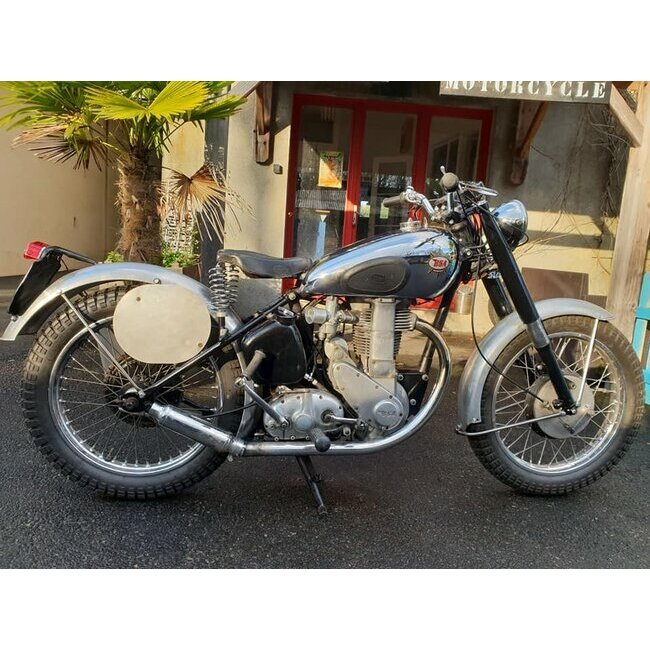 1951 BSA zb 34 A Alloy competition For Sale (picture 2 of 6)
