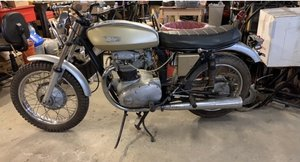 BSA A65 Lightning 1971 Restoration Project