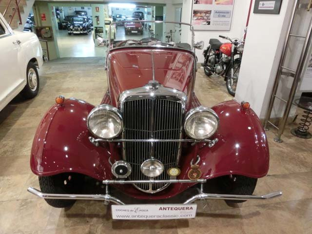 BSA SCOUT SERIES 6 DE LUXE 10 HP - 1939 For Sale (picture 8 of 12)