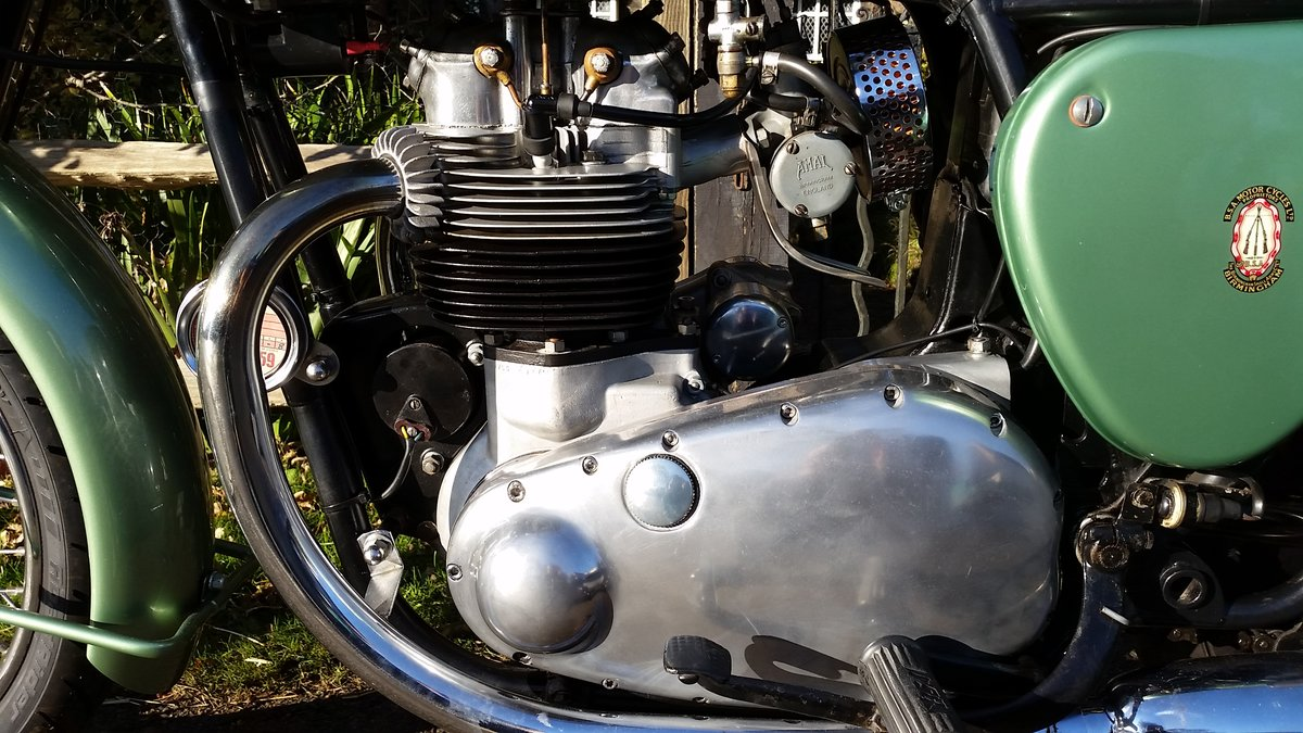 1959 BSA A7SS 500cc Sports Twin For Sale (picture 6 of 6)