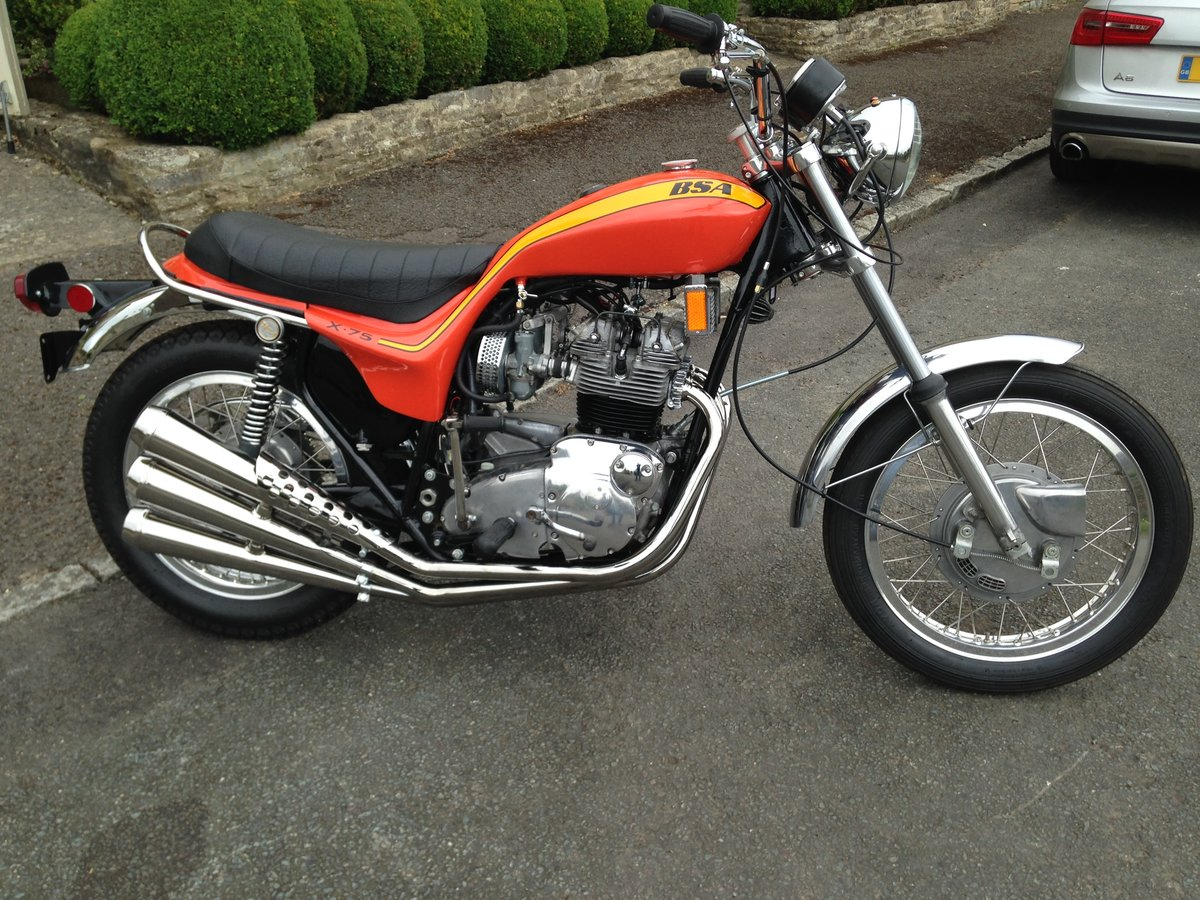 1972 BSA X75 Replica SOLD (picture 1 of 7)