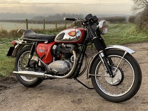 1967 BSA A65L LIGHTNING 650CC , MATCHING NUMBERS BEAUTY