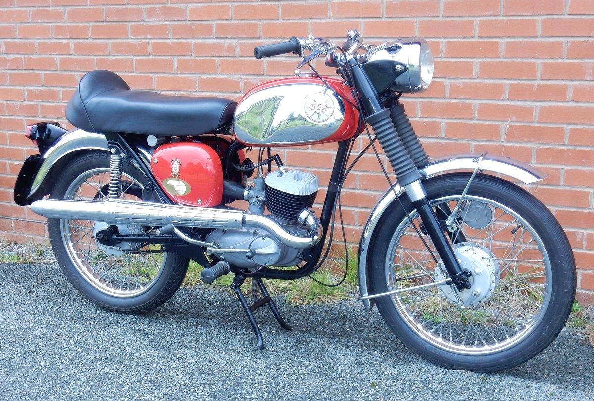 BSA Bantam D14B  Sport  175cc  1968 For Sale (picture 1 of 12)
