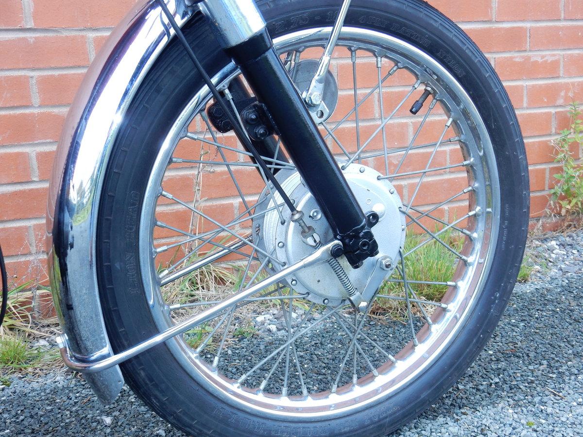 BSA Bantam D14B  Sport  175cc  1968 For Sale (picture 4 of 12)