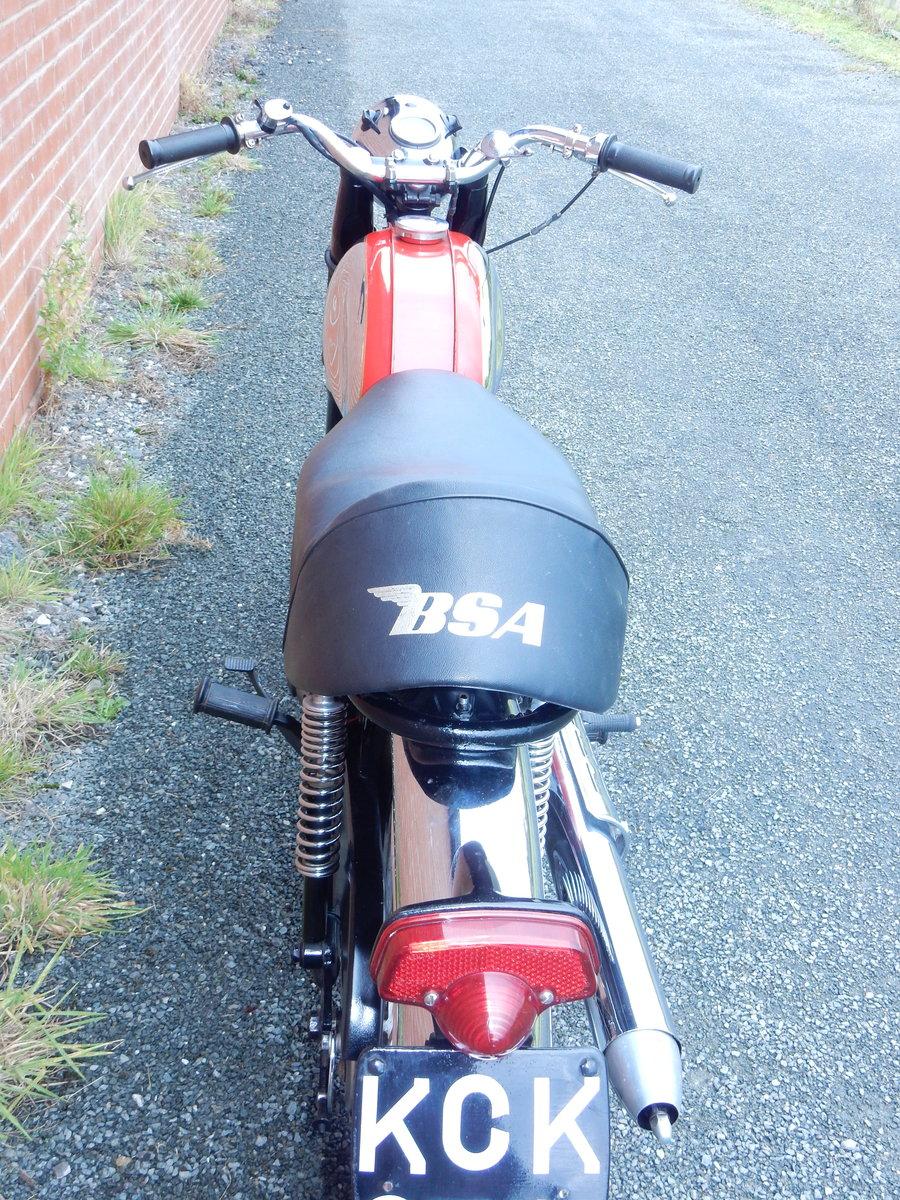 BSA Bantam D14B  Sport  175cc  1968 For Sale (picture 7 of 12)